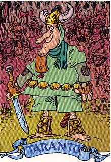 Taranto - character from 'Groo 'by Sergio Aragones